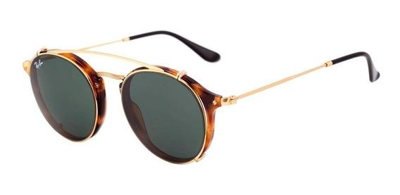 Óculos De Grau E Acessório Ray Ban Clip On Rb 2447 2500/71