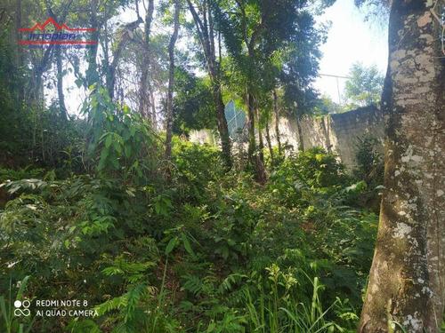 Terreno À Venda, 1000 M² Por R$ 100.000,00 - Estância Santa Maria Do Laranjal - Atibaia/sp - Te1727