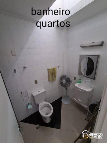 Sobrado Com 2 Dormitórios À Venda Por R$ 560.000,00 - Vila Prudente (zona Leste) - São Paulo/sp - So0650