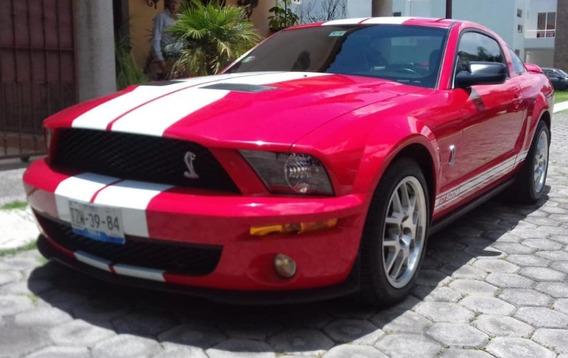 Mustang Shelby Gt500 Certificado Por Carrol Shelby