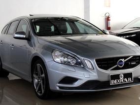 Volvo V60 2.0 T5 R-design Dynamic 4p - 2013/2013