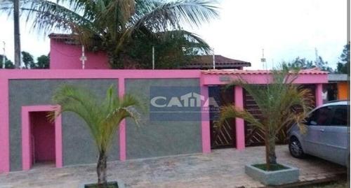 Imagem 1 de 21 de Casa À Venda, 129 M² Por R$ 260.000,00 - Estancia Sao Jose - Peruíbe/sp - Ca4224