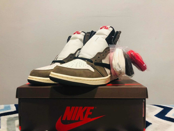 Nike Air Jordan Retro 1 Travis Scott Cactus Jack Msi