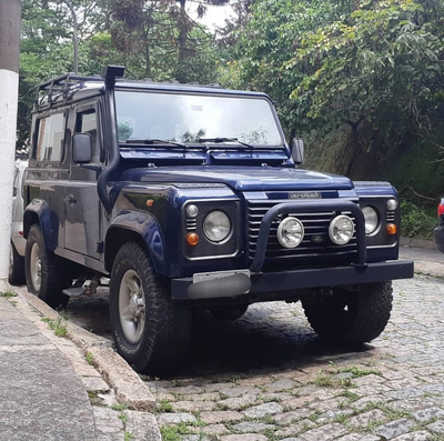 Land Rover Defender 90 Csw - Impecável