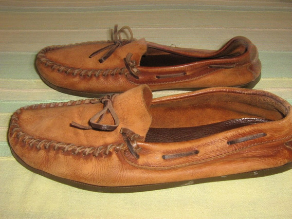 Zapatos Mocasines Marca Febo Modelo Cherokee Indian 45