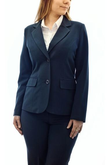 Traje De Dama Entallada Oficina,uniforme Calidad Premium