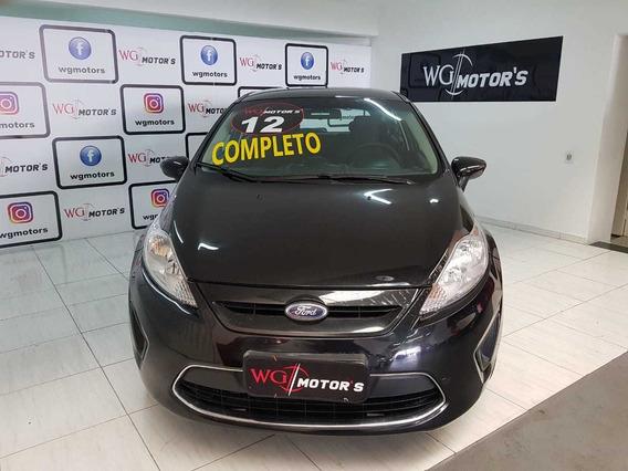 Fiesta Se 1.6 Completo 2012