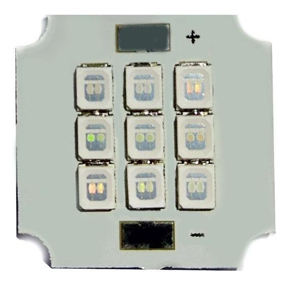 Power Led 10w Infravermelho 850nm Modulo 10w 20x20mm K2812