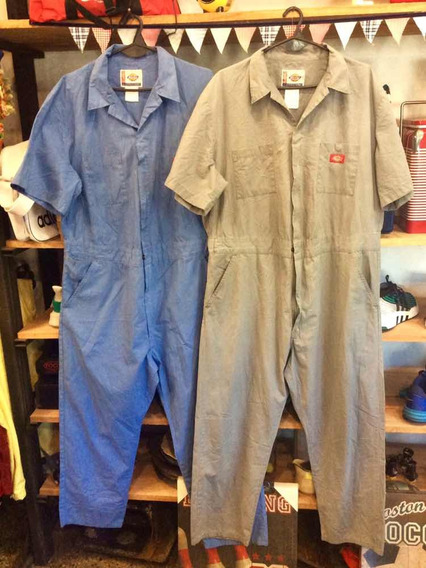 Mameluco Overol Dickies Trabajo Mecánico Americano Talle Xl