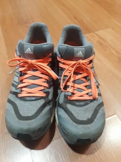 Zapatillas adidas Mujer 39.5 Adistar Boost