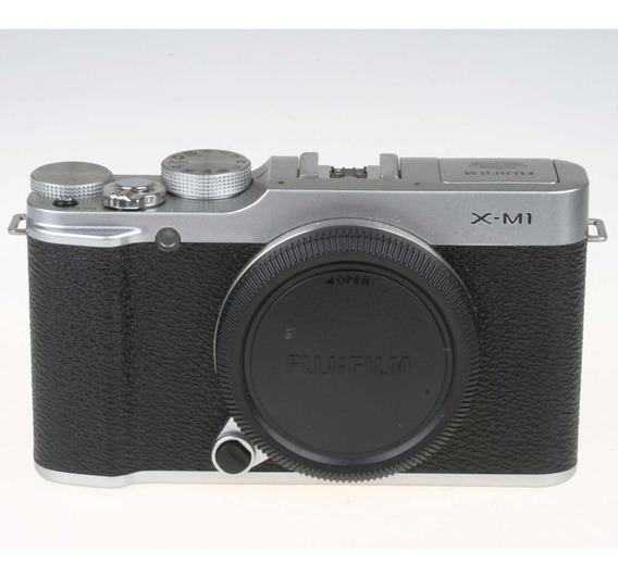 Câmera Mirrorless Fujifilm X-m1