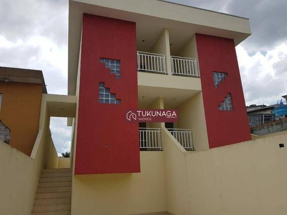 Casa Com 2 Dormitórios À Venda, 70 M² Por R$ 235.000 - Vila Nova Bonsucesso - Guarulhos/sp - Ca0568