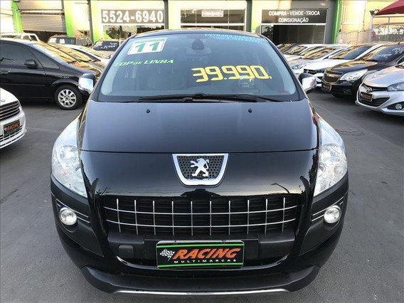 Peugeot 3008 1.6 Griffe Thp 2011 (1 Ano De Garantia)