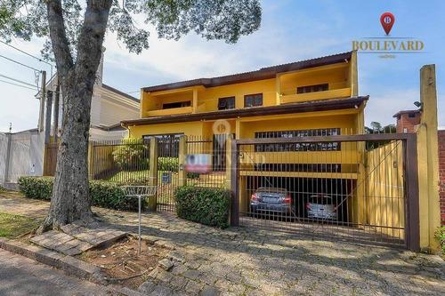 Imagem 1 de 25 de Casa Residencial/comercial, Com 5 Dormitórios À Venda, 627 M² Por R$ 1.450.000 - Jardim Social - Curitiba/pr - Ca0234
