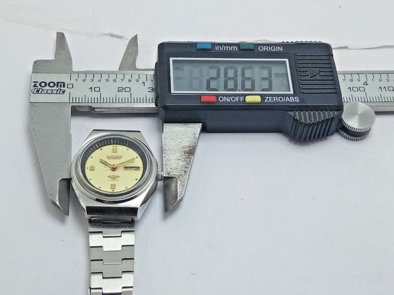 Reloj Vintage De Pulsera Citizen Automático Para Mujer