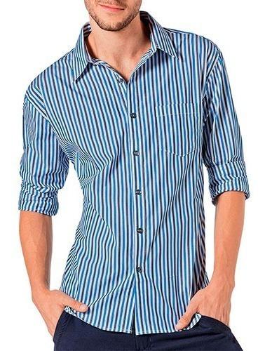 Camisa Vestir Caballero Dmi Slfel002 Chi-xgd 087-707 T4