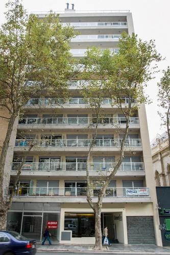 Apartamento En Alquiler - Monoambiente En Cordón