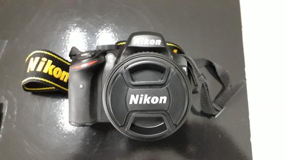 Nikon D3200 Só 1070 Cliques