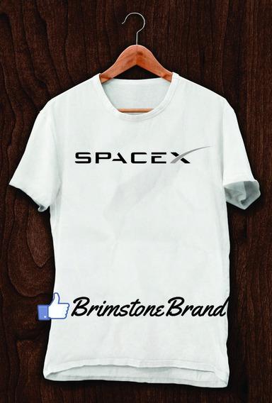 Playera Spacex Space Xpara Hombre O Mujer Envio Gratis