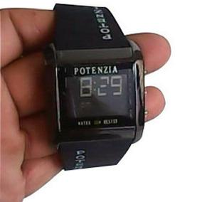 Relógio Masculino Digital Esportivo Potenzia Promoção Barato