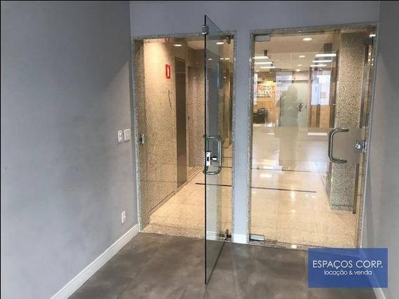 Conjunto Para Locação, 200m² - Pinheiros - São Paulo/sp - Cj2122