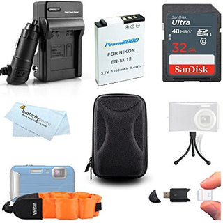 Kits De Accesorios,32gb Kit De Accesorios Para Nikon Coo..