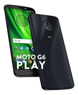 Smartphone Motorola Moto G6 Play 32gb Biometria 4g + Wi-fi