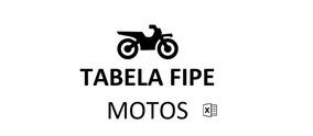 Tabale Fipe Moto (excel) - Versão Julho De 2019