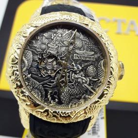 Relógio Invicta 25082 S1 Dragão Original Automático - Yakuza
