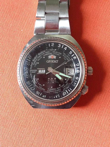 Relógio Orient Automático Kd Antigo