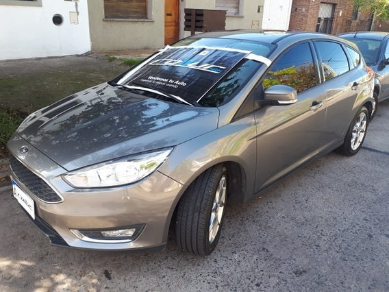 Ford Focus Iii Se Plus 2.0 Nafta 2018