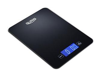 Gurin Touch Cocina Digital Profesional Escala Vidrio Templad