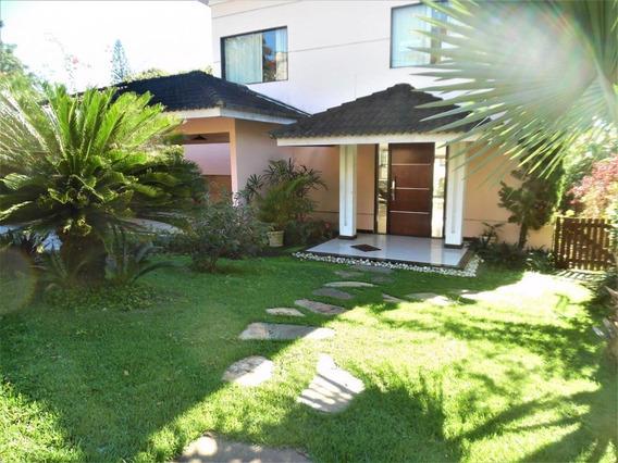 Linda Casa Em Condomínio Fechado, Com Segurança E Lazer. - Ca0370