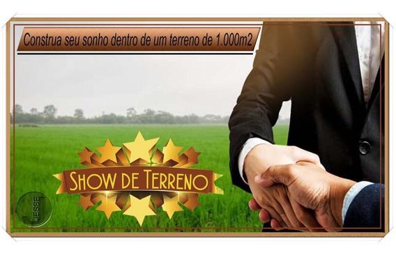 54- Terreno 100 Entada Nao Perca !!
