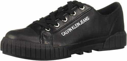 Calvin Klein Tenis Color Negro Talla 3