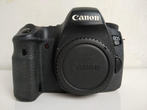 Canon 6d Corpo Usada