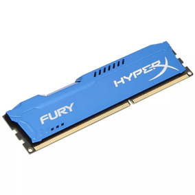 Memória 4gb 1866mhz Ddr3 Kingston Hyperx Fury Oficial Gamer