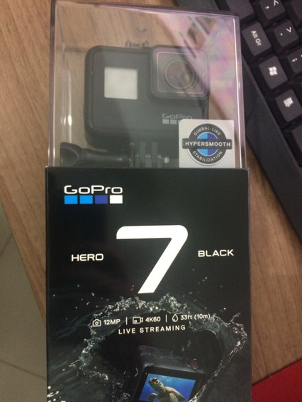 Go Pro Hero 7 Black
