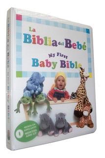 La Biblia Del Bebe, Biblia Infantil, Bilingue, Fotos, Carton