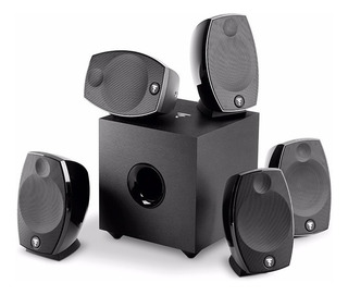 Parlantes Home Theaters Focal.jmlab Sib Evo 5.1.2 Stock