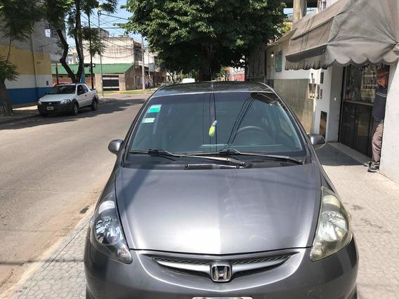 Honda Fit 1.4 Lx At 2007