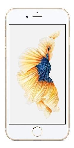 iPhone 6s 128 Gb Ouro Lacrado Na Caixa 1 Ano De Garantia