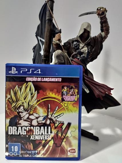 Jogo Dragon Ball Xenoverse Ps4 Usado