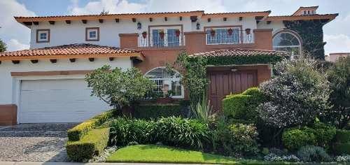 Casa En Renta En Lerma Fraccionamiento Los Robles