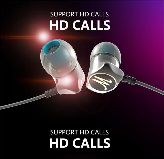 Fone De Ouvido Alta Impedância Super Luxo Edição Limitada