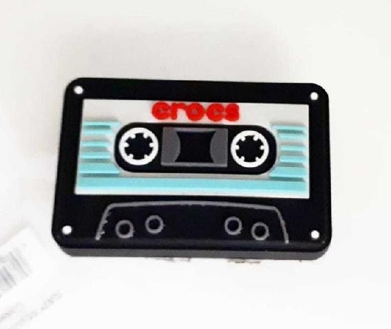 Jibbitz Crocs Vídeo Cassete - Original
