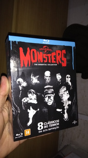 Monsters The Essential Collection - Frete Grátis