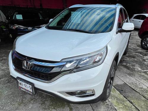Imagen 1 de 9 de Honda Cr-v 2016 2.4 Exl Navi 4wd Mt