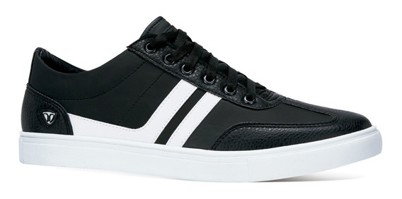 Toto Tenis Sneakers Casuales Rayas Textura Moda 4830551