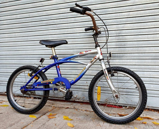 Bicicleta Niños Niñas Rodado 16 Spiderman Buen Estado.
